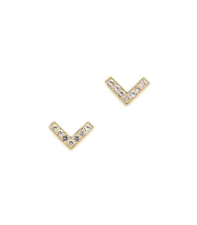 Elizabeth and James Edo Stud Earrings