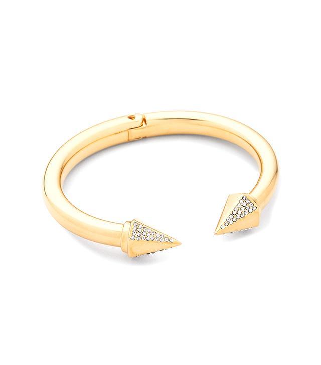 Vita Fede Titan Hexagon Crystal Bracelet