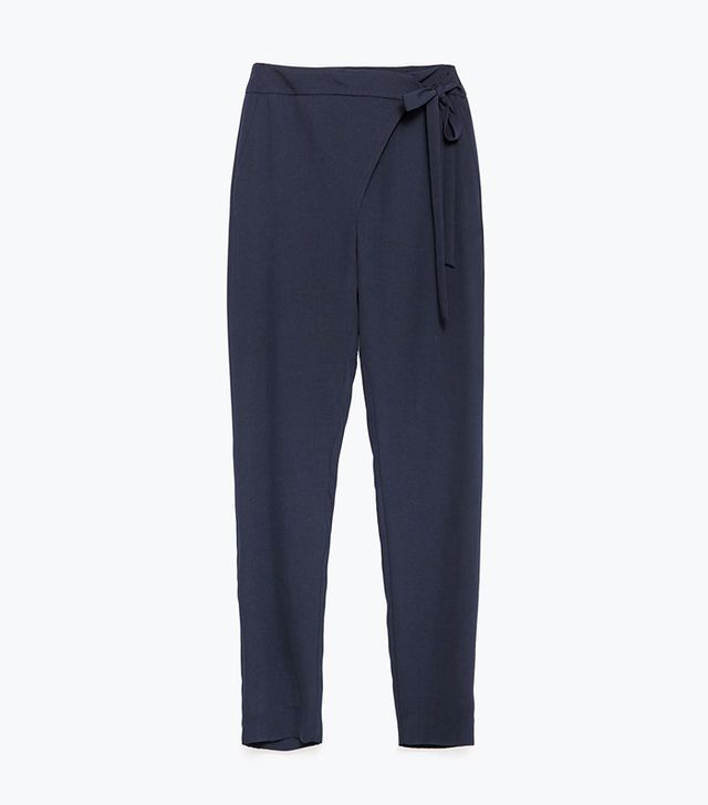 Zara Loose Fit Trousers
