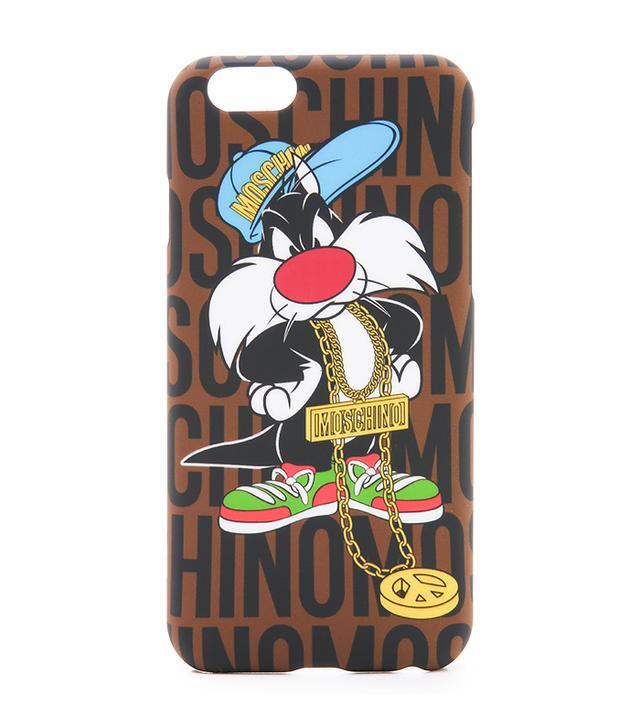 Moschino Sylvester Jr. iPhone 6 Case