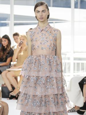 Delpozo's Dresses Are the Stuff Fashion Dreams Are Made Of