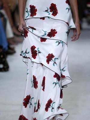 Oscar de la Renta's Stunning Spring Collection