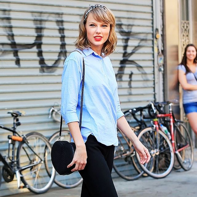 9 Rare Occasions Taylor Swift Wore Pants
