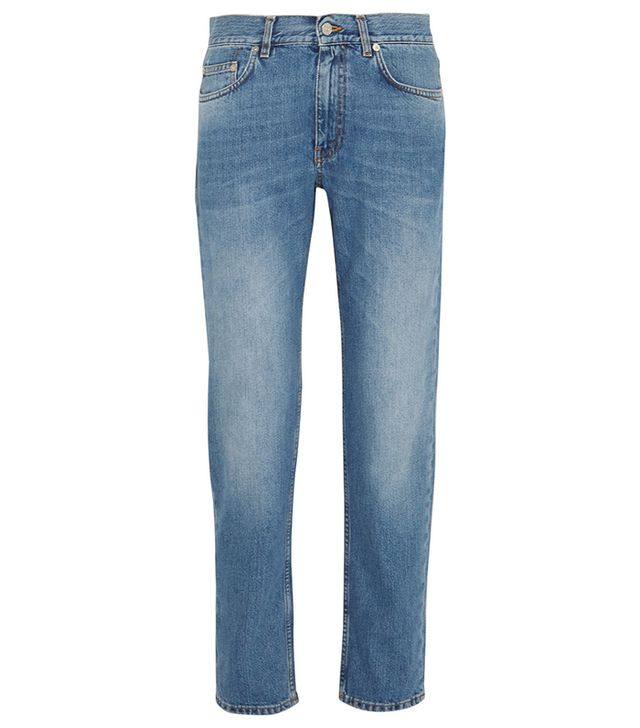 Acne Studios Faded Mid-Rise Boyfriend Jeans