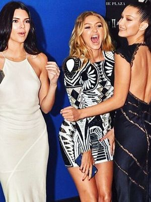 The Best Instagrams From the Fashion Week Party EVERYONE Attended