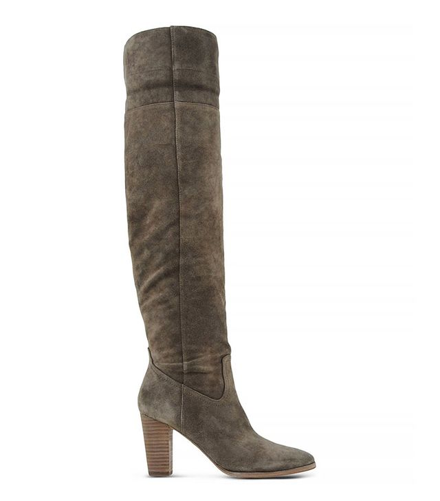 Belle by Sigerson Morrison Over-the-Knee Suede Boots