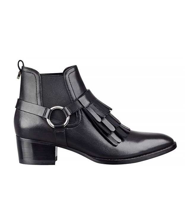 Marc Fisher LTD Rayna Man-Tailored Bootie