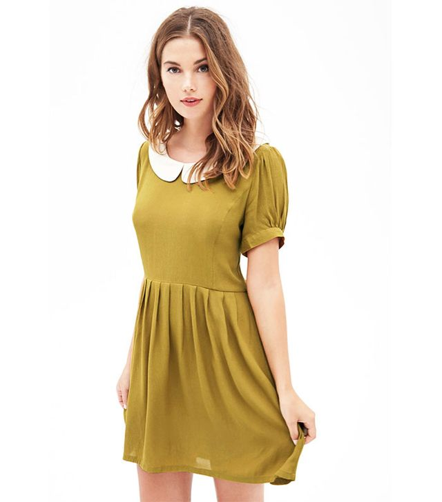 Forever 21 Peter Pan Collar Dress