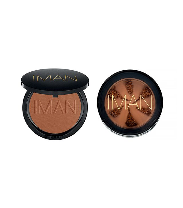 Iman Cosmetics Second to None Luminous Foundation Clay 3