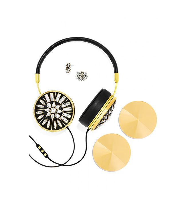 Frends x BaubleBar Kaleidoscope Taylor Headphones Set in Black