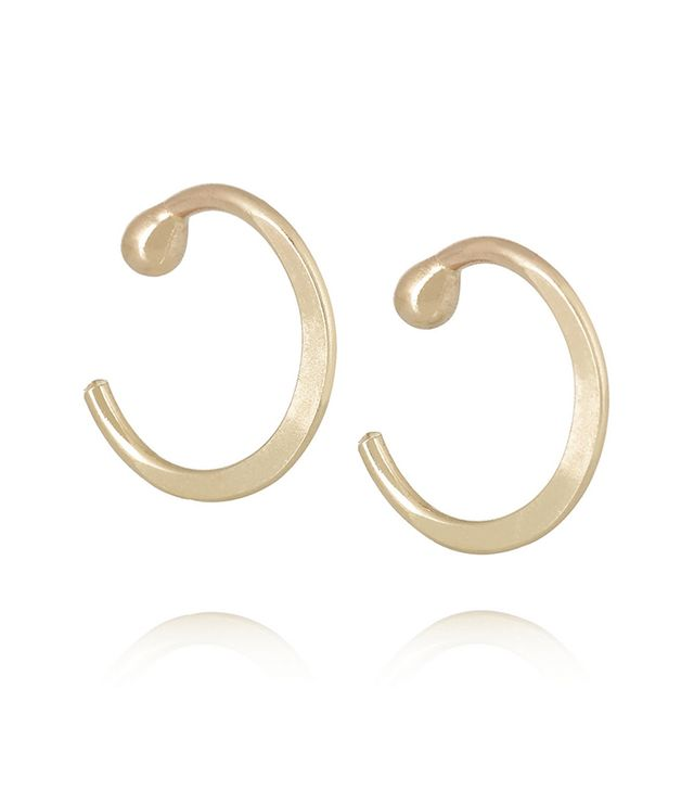 Melissa Joy Manning Hoop Earrings