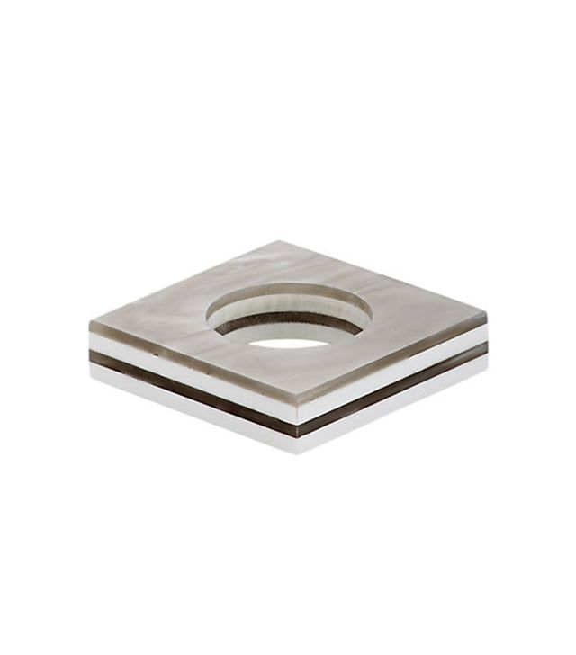 WLS Home NYC Square Napkin Ring