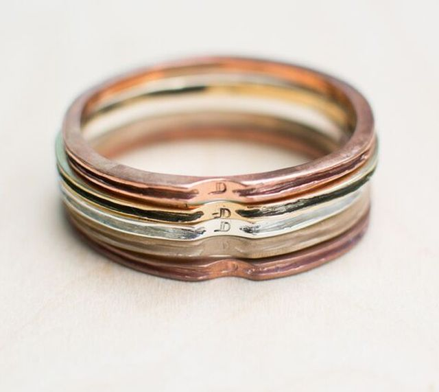 LD Jewelry Co. Narrow Channel Band-It Bangle
