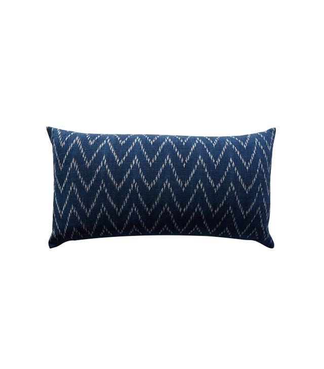 John Robshaw Indigo Wave Pillow