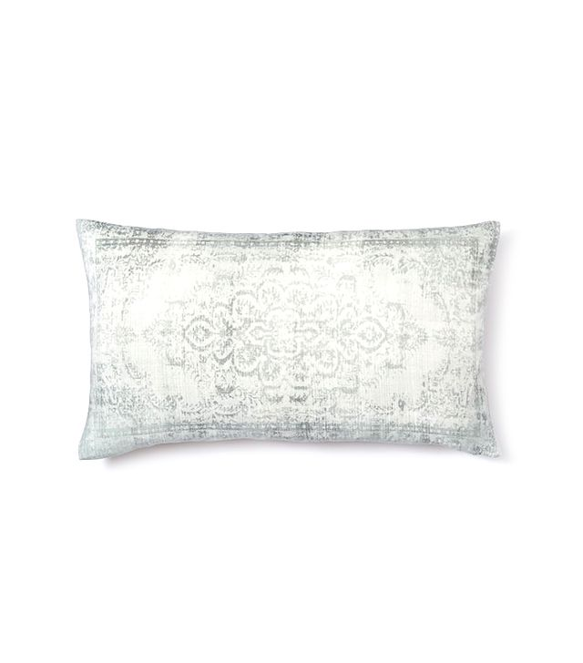 West Elm Velvet Arabesque Pillow Cover