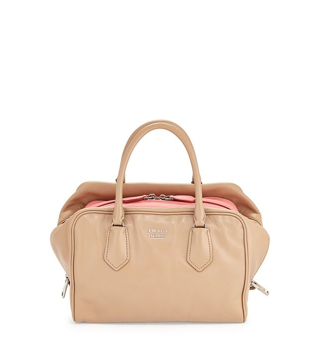 Prada Medium Soft Calf Inside Bag