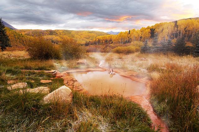 Denton Hot Springs, Colorado