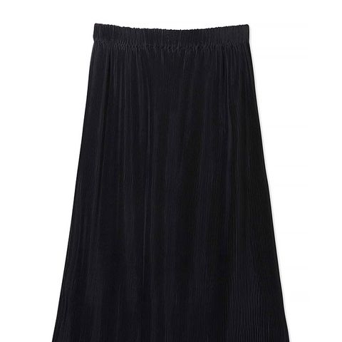 Boutique Pleated Skirt