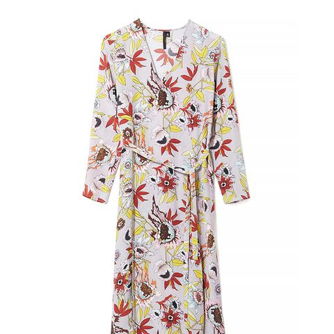 Boutique Hatty Floral Print Dress