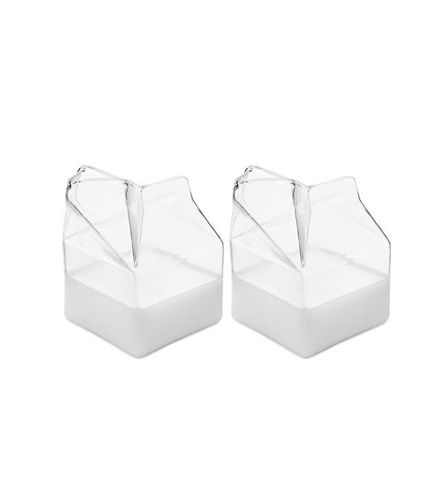 Dot & Bo Glass Cream Carton
