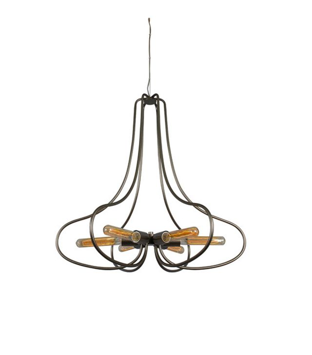 Varaluz The Whole Package 6 Light Chandelier 484