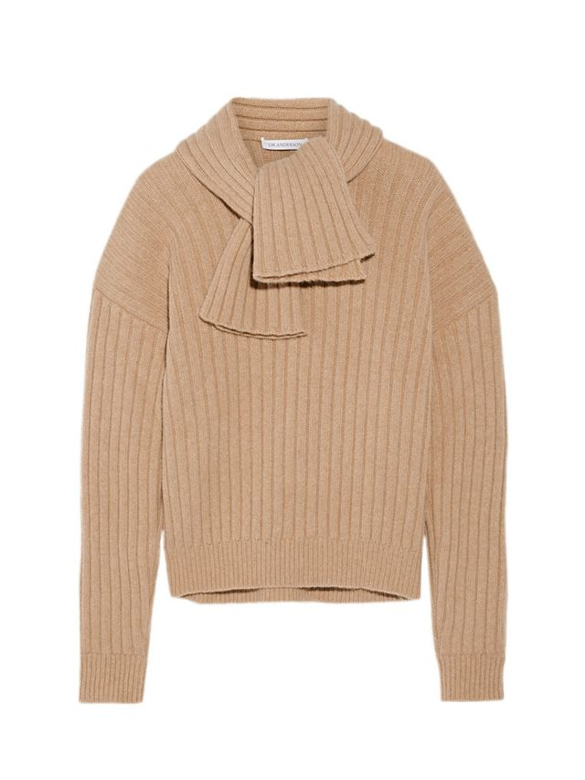 J.W.Anderson Ribbed-Knit Sweater