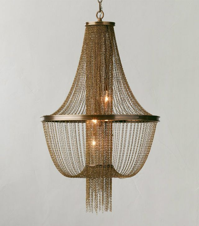 RH Teen Allegra Chandelier