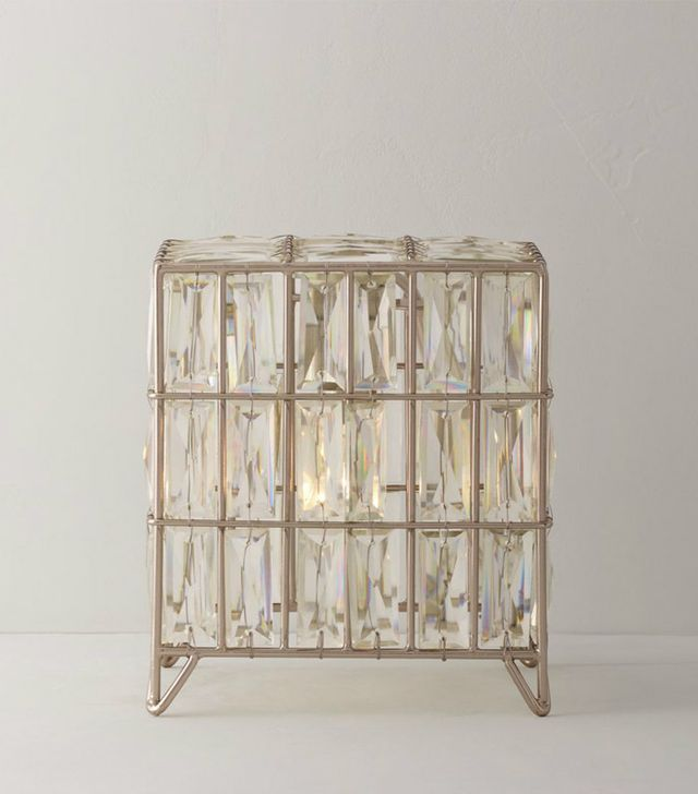 RH Teen Bijou Crystal Small Table Lamp