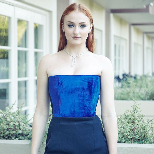 Getting Emmys Ready With Games of Thrones Star Sophie Turner