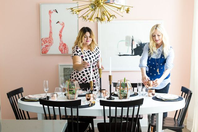 Head to Refinery29 to see more of Nicolette Mason's Los Angeles home!