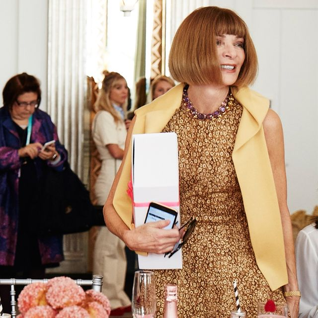 See and Shop the New Line That Already Has Anna Wintour's Approval