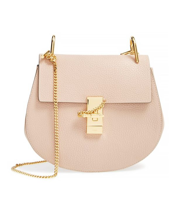 Chloé Drew Leather Crossbody Bag