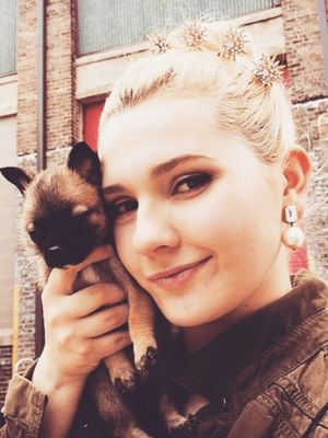 Exclusive: On the Scream Queens Set With Abigail Breslin