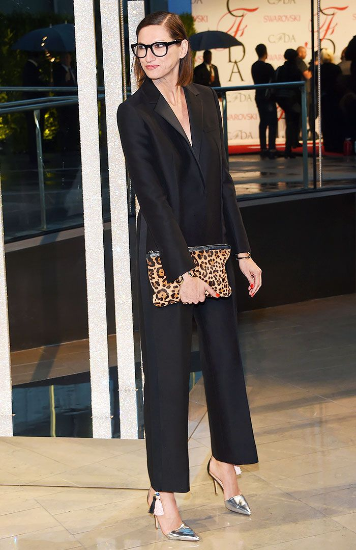 Work outfits for women: Jenna Lyons
