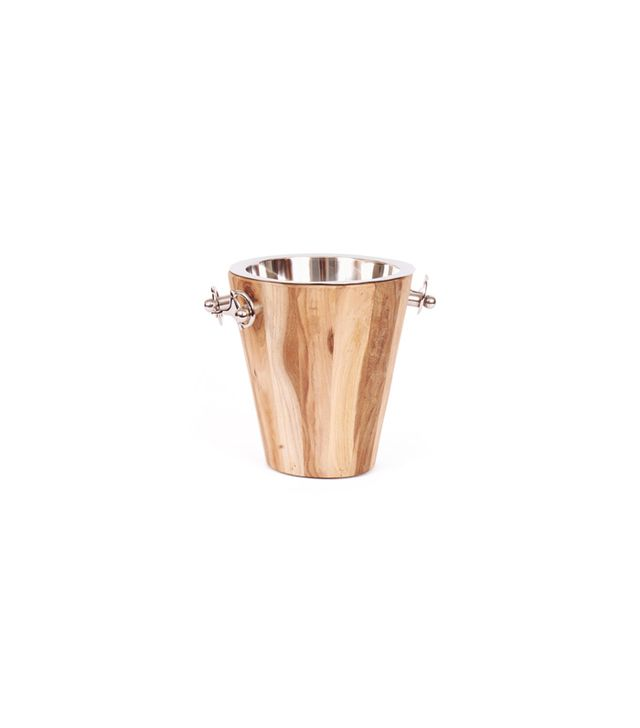 Dot & Bo Brass Bit Ice Bucket
