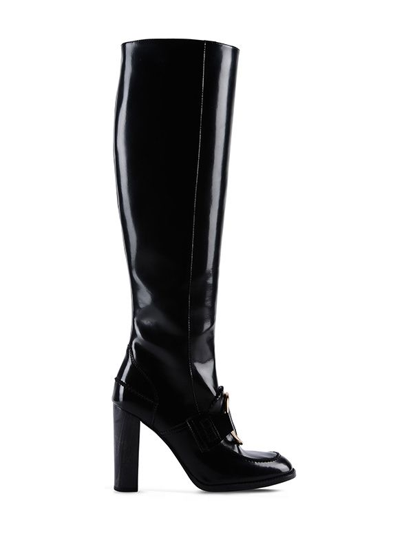 Stella McCartney Black Abbie Boots