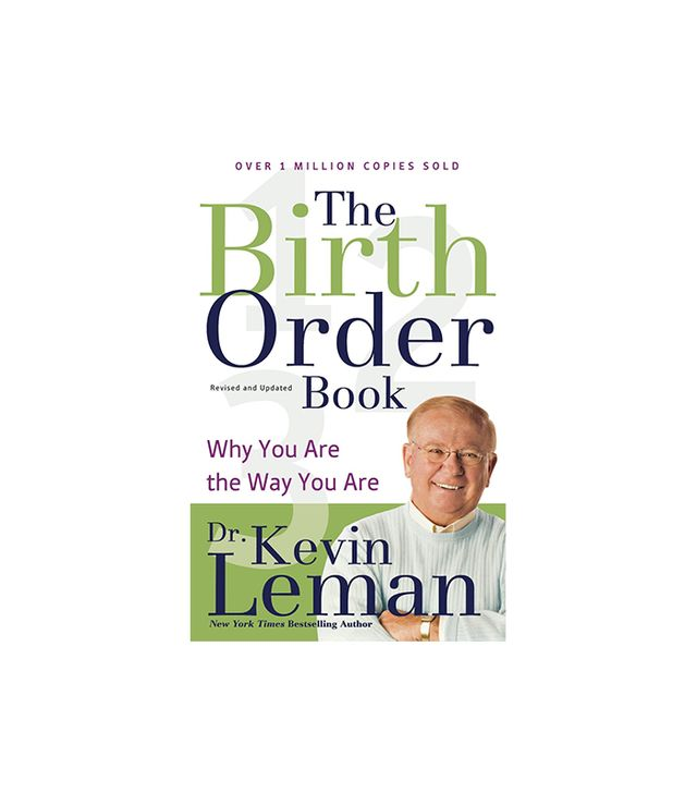 Dr. Kevin Leman The Birth Order