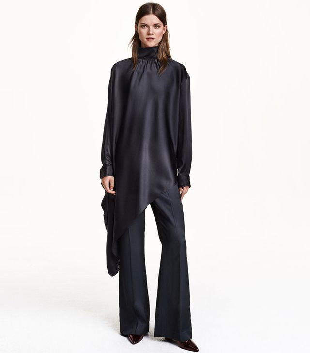 H&M Flared Twill Pants