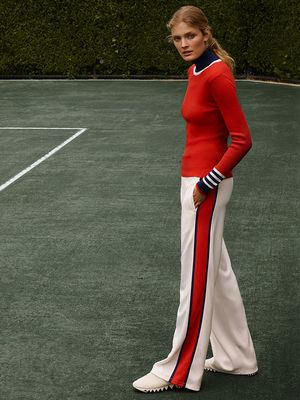 See Tory Burch's Newly Launched Activewear Line
