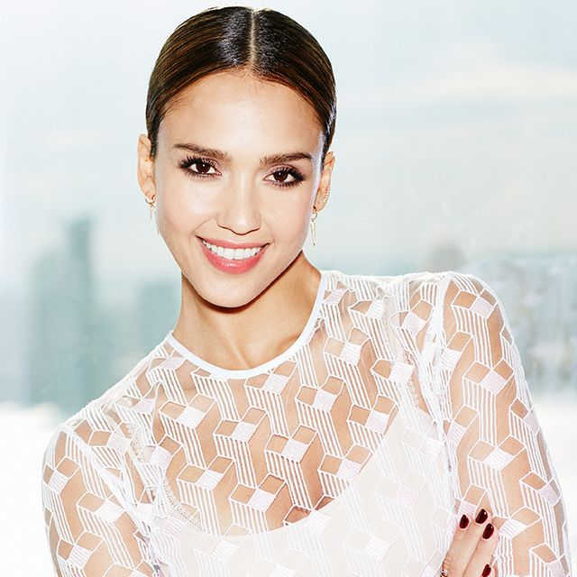 Exclusive: Jessica Alba's #1 Beauty Tip and More