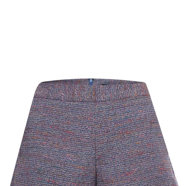 French Connection Rainbow Boucle Shorts
