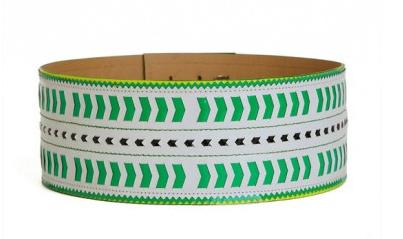 Nanette Lepore Vachetta Band Belt