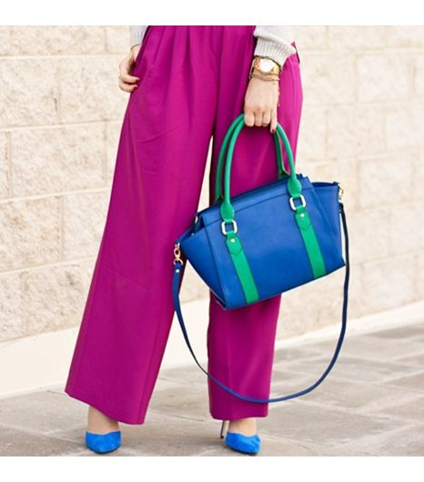 Winstonandwillow is wearing: ASOS pants, Zara heels, Marc by Marc Jacobs watch.