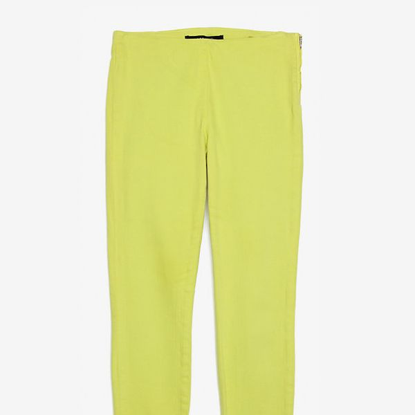 J. Brand Clean Capri, Lemongrass