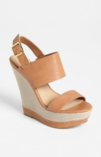 Steve Madden Warmthh Wedge Sandal