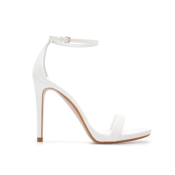 Zara Ankle Wrap Sandals