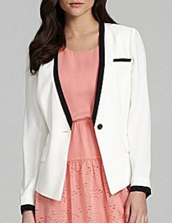 Gianni Bini Olivia One-Button Jacket
