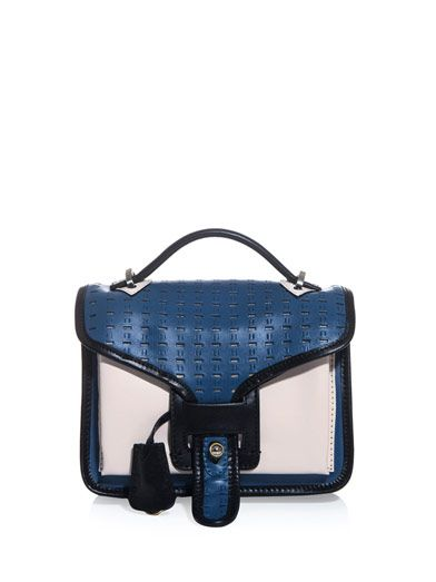 Opening Ceremony LA Colour-Block Satchel