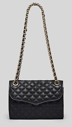Rebecca Minkoff Shoulder Bag- Diamond Quilt Mini Affair