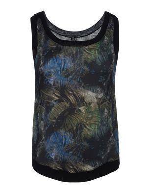 Theyskens' Theory  Multicolor Pattern Top